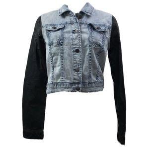 Americans Rag Size S Juniors Button Down Jacket.